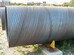 Outer Ribbed Pipe