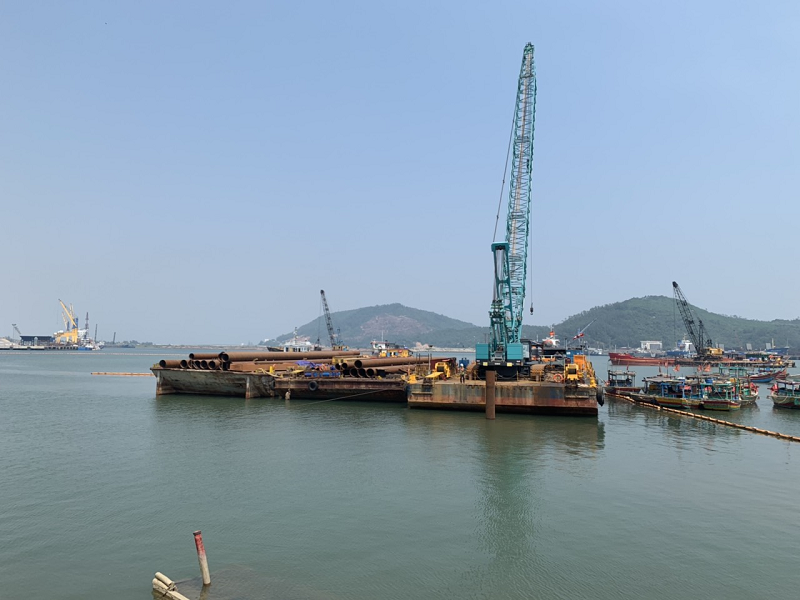 Nghi Son 2 Thermal Power Plant – Jetty 1