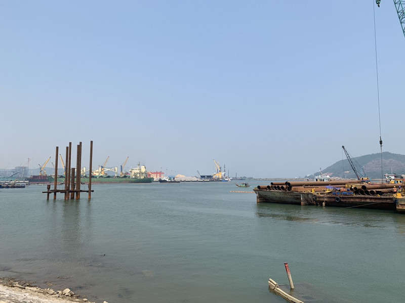 Nghi Son 2 Thermal Power Plant – Jetty 2